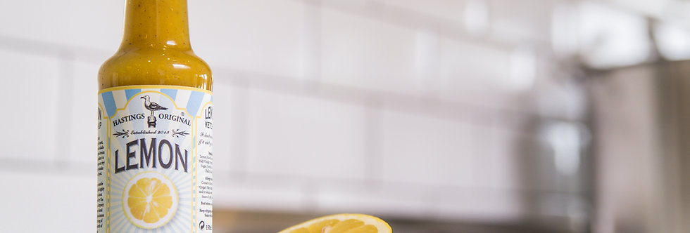 Hastings Ketchup - Lemon Ketchup - 150ml