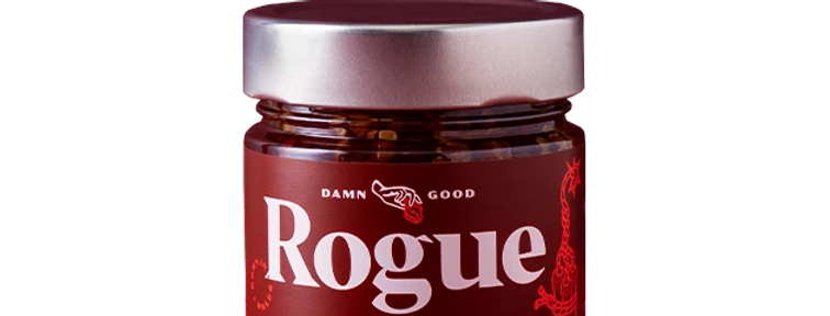 Rogue - Bravado Chilli Pepper Jam - 265g