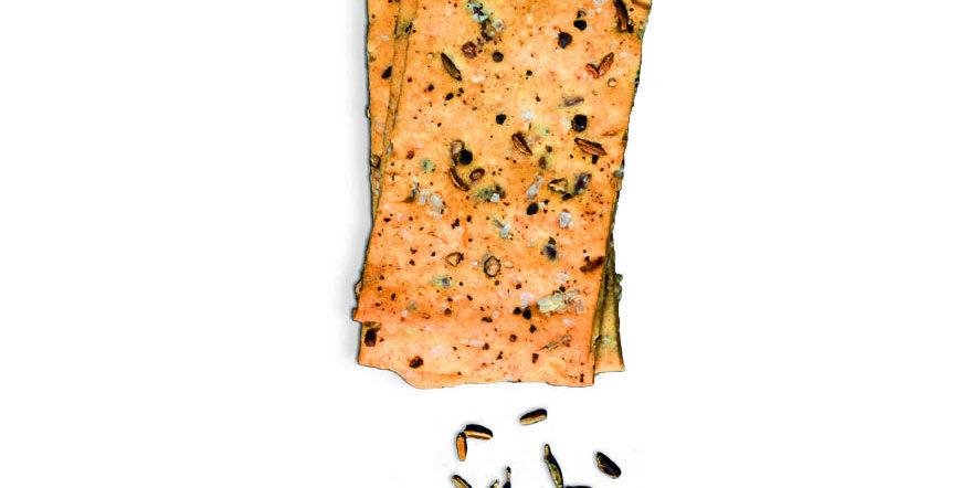 Highland Crackers - Cumin Seeded (Gluten Free) - 100g