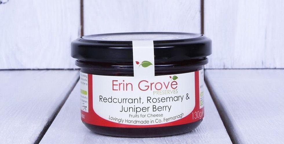 Erin Grove - Redcurrant, Rosemary & Juniper - 130g