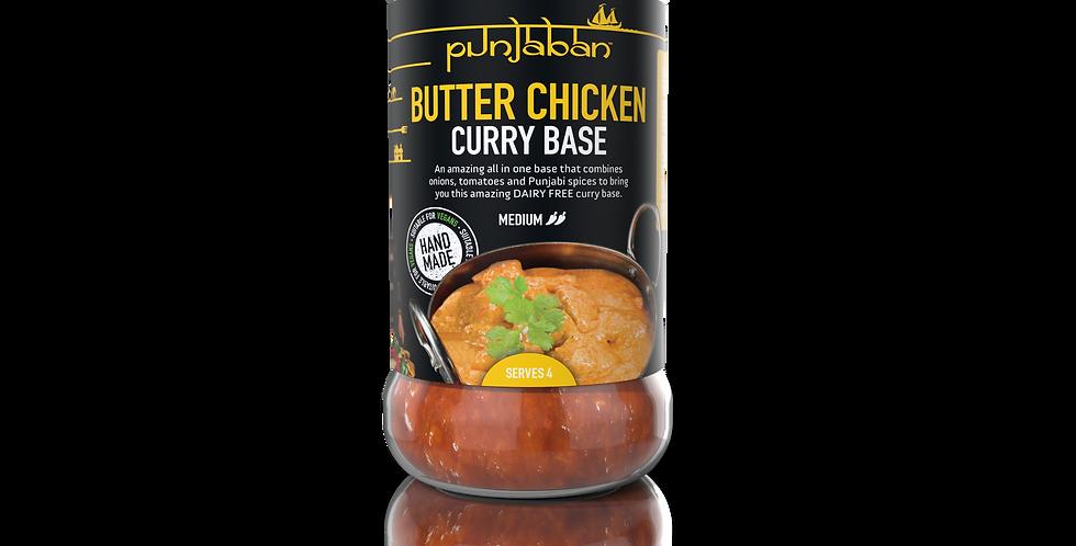 Punjaban - Butter Chicken - 350ml