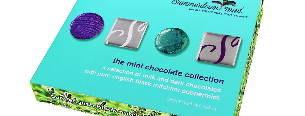 Summerdown Mint - Ultimate Mint Collection - 200g