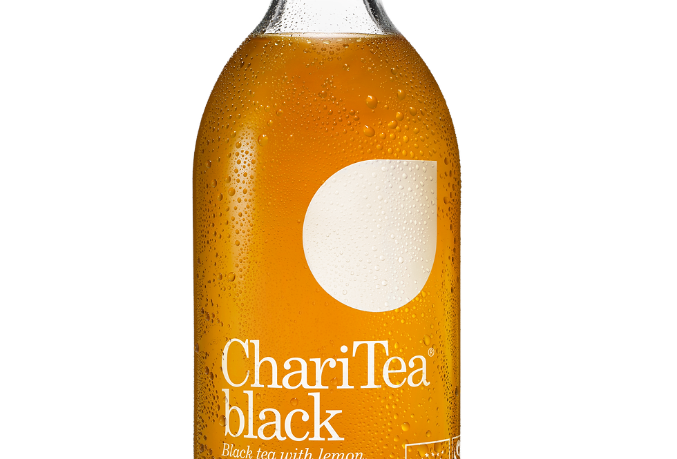 ChariTea - Black Tea with Lemon 330ml