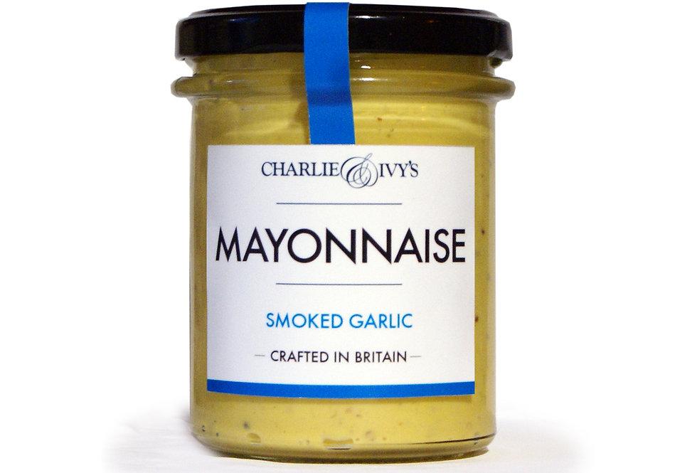 Charlie & Ivy's Smoked Garlic Mayonnaise - 190g