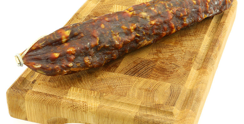 Somerset cider chorizo with smoked paprika - Large (approx 345g)