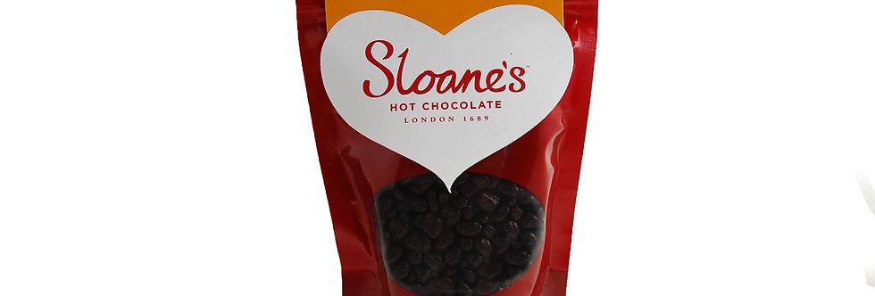 Sloane's Hot Chocolate - Dark 53% with Turmeric - 150g