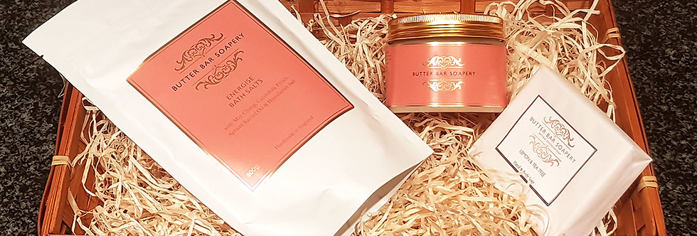 The 'with Love' Pamper Basket