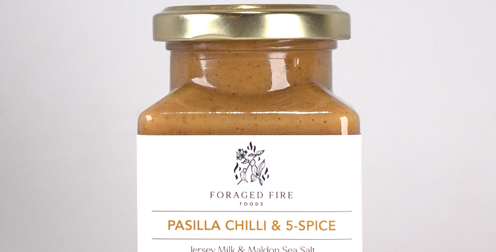 Foraged Fire - 5-Spice Dulce De Leche - 200g