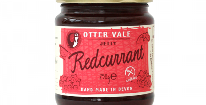 Otter Vale Redcurrant Jelly 250g