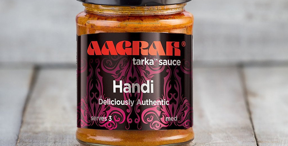 Aagrah Handi Cooking Sauces - 270g