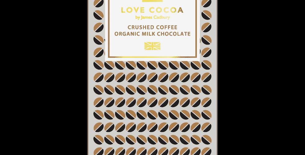 Love Cocoa - Crushed Coffee - 80g