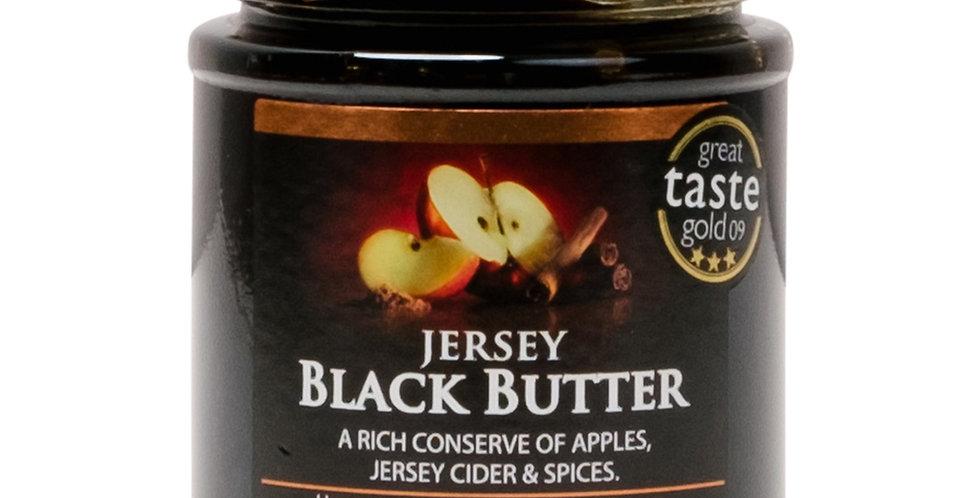 La Mare Wine Estate - Jersey Black Butter - 227g