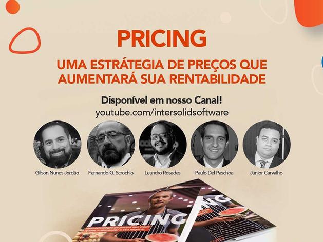 #LIVE | Pricing, uma estratégia de preços que aumentará sua rentabilidade, de forma inteligente.
