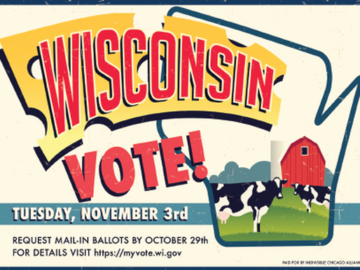 Sign Up for our New Postcards to Wisconsin Campaign!