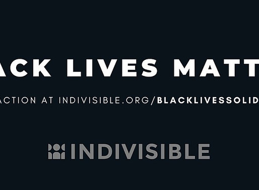 Newsletter: June 1-7, 2020 #BlackLivesMatter