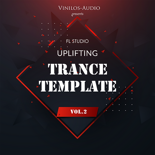 FL Studio Uplifting Trance Template Vol.2