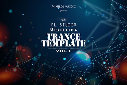 FL Studio Uplifting Trance Template Vol.1