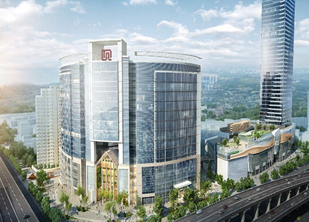 Wuhan K11 New World Department Store Centre Mall, Wuhan