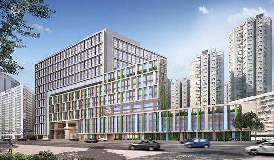 Kwong Wah Hospital, Hong Kong