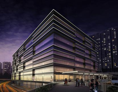 The Hong Kong Jockey Club Shatin Communications and Technology Centre, Hong Kong