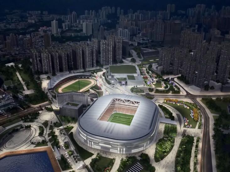 香港启德体育园区