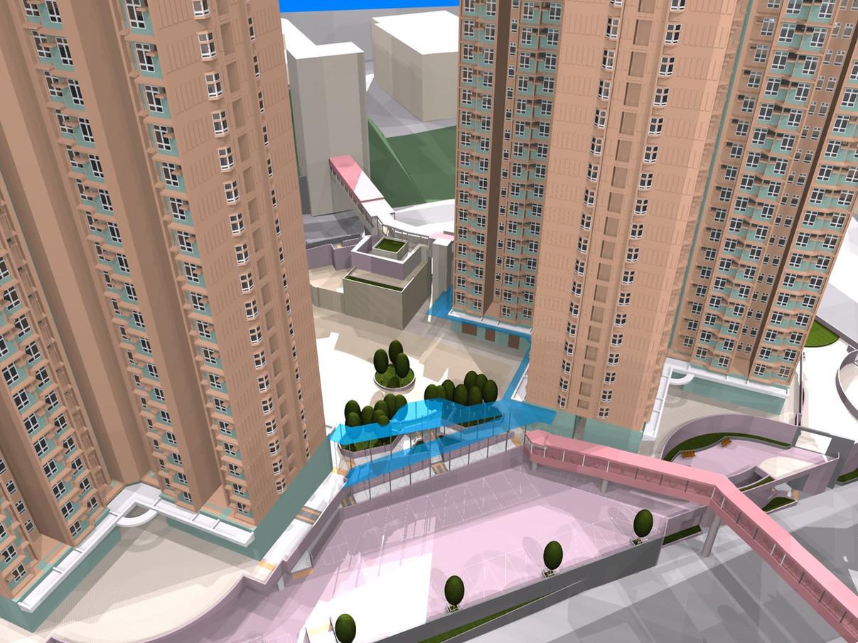 Shek Lei Estate, Hong Kong