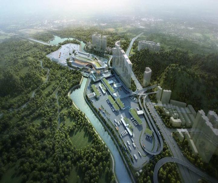 Liantang Port, Shenzhen