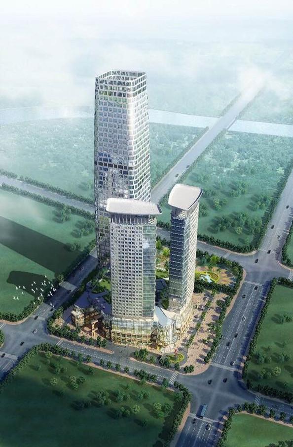 Hengqin New Area Zhongda Financial Center, Hengqin