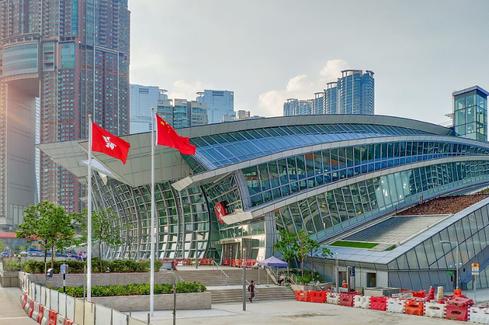 Hong Kong West Kowloon Station, Hong Kong