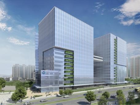 中标 | 香港将军澳第67区入境事务处总部的设计及建造
