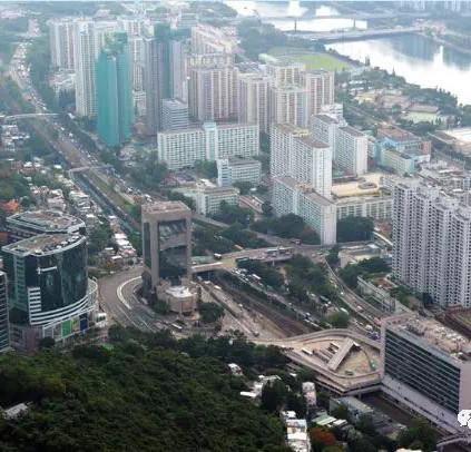 Tai Po Road (Sha Tin Section)