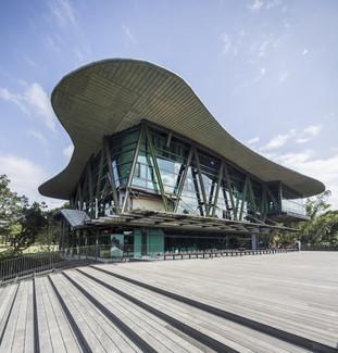 Cloud Gate Theater, Taiwan