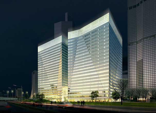 Beijing World Financial Centre, Beijing