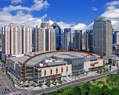 The Mixc of Shenzhen City Crossing Phase one B1 Reconstruction, Shenzhen