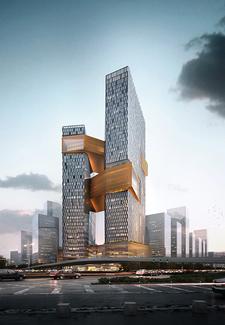Tencent Headquarter, Shenzhen