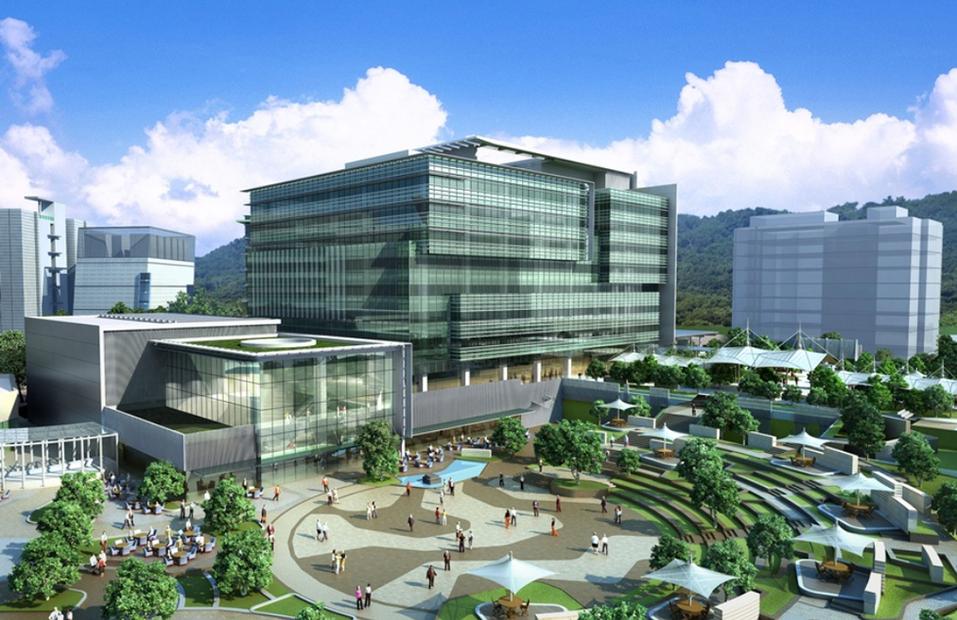 Hong Kong Science Park Phase 3, Hong Kong