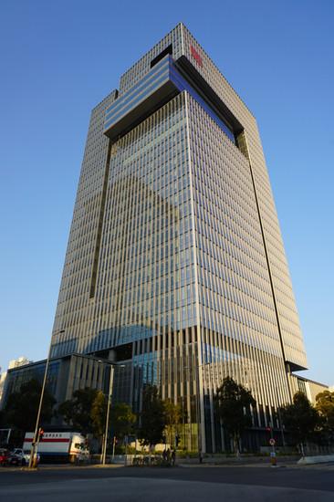 高银金融国际中心