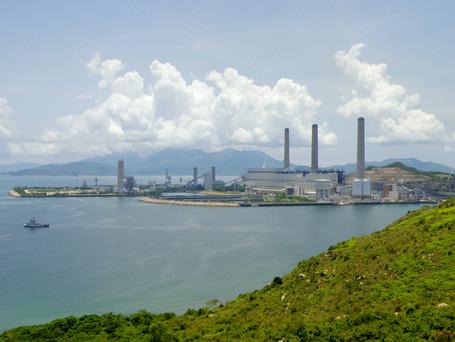 中标 | 香港南丫岛燃气发电机组扩建工程