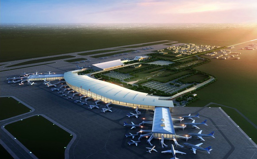 Shenyang Taoxian International Airport Terminal 3, Shenyang