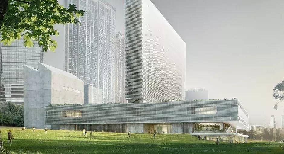M+ Museum, Hong Kong