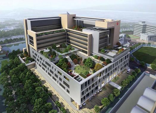 Tin Shui Wai Hospital, Hong Kong