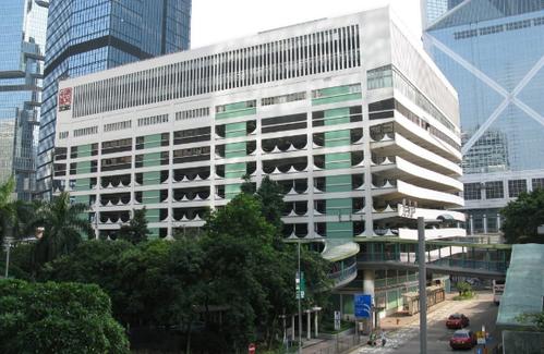 2 Murray Road, Hong Kong
