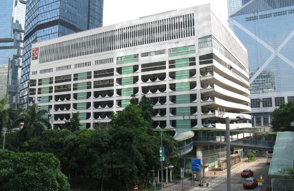 香港美利道2号