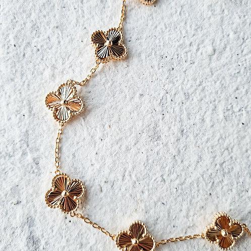Colar Flores Inspiração