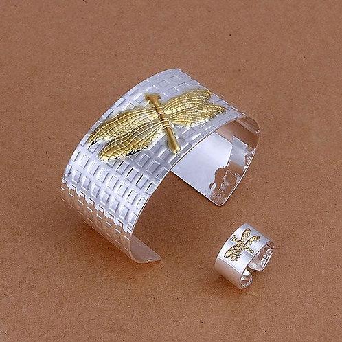 Bracelete Libélula