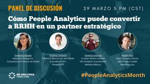 Cómo People Analytics puede convertir a RRHH en un partner estratégico