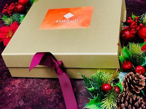 """""""Bronya"""" Afro-Inspired Christmas Eve Grazing Box (Sweet Grazing Box)"""