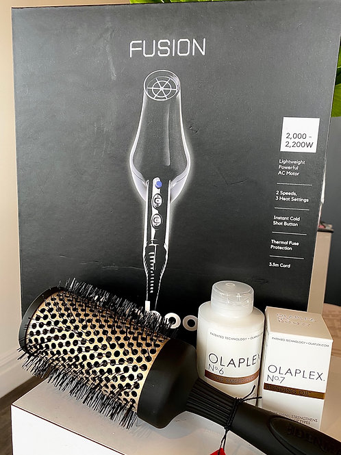 Complete Blowdry Package