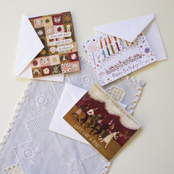 Birthday Cards - Assorted