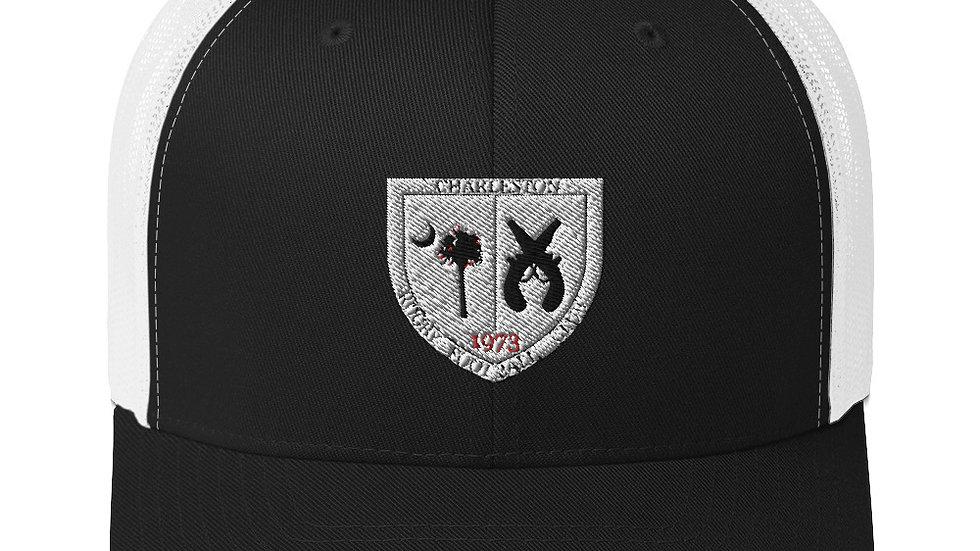 Shield Logo Trucker Cap